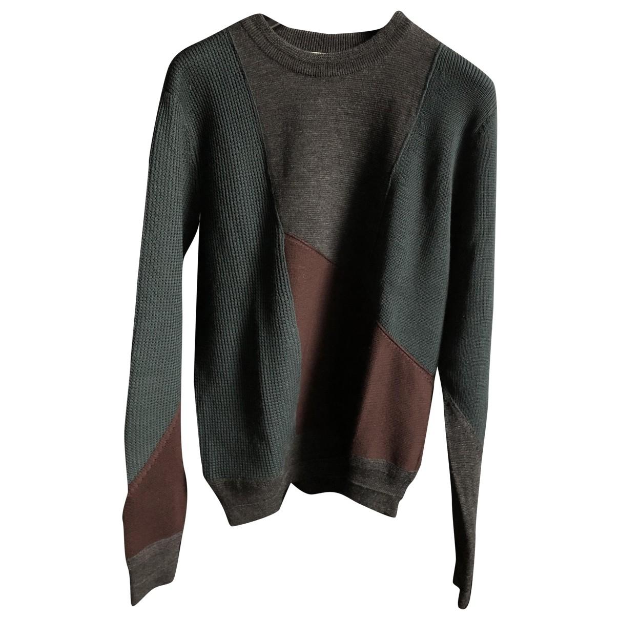 Wooyoungmi - Pulls.Gilets.Sweats   pour homme en laine - multicolore