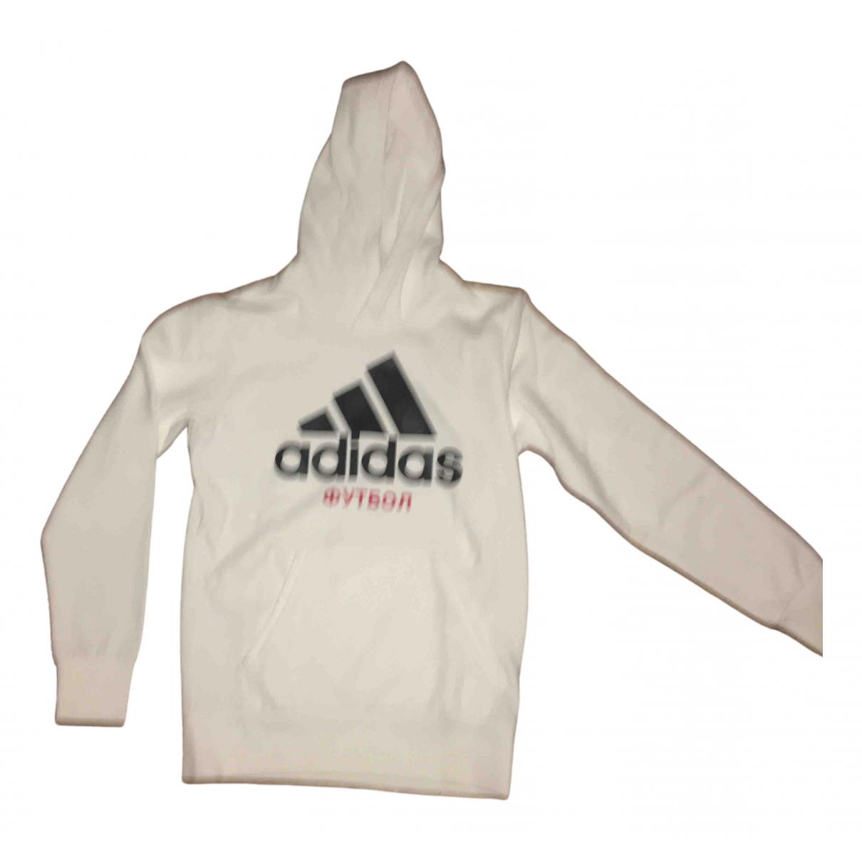Adidas X Gosha Rubchinskiy - Pulls.Gilets.Sweats   pour homme en coton - blanc