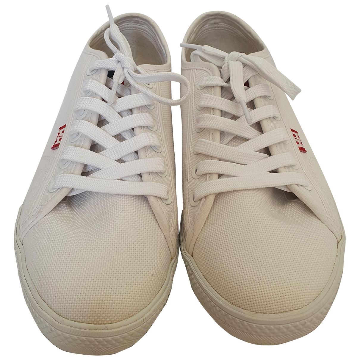 Helly Hansen - Baskets   pour femme en toile - blanc
