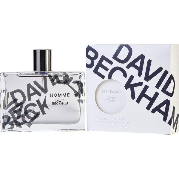 David Beckham Homme - David Beckham Eau de toilette en espray 75 ML