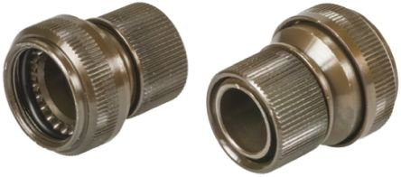AB Connectors , ABACSize 09 Straight Backshell, For Use With MIL-DTL-38999 Connector Series III