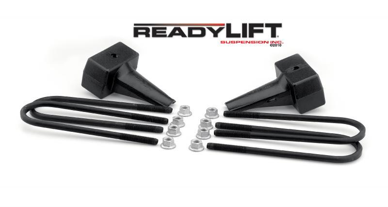 ReadyLift 2011-18 FORD F250/F350/F450 5'' Rear Block Kit Ford