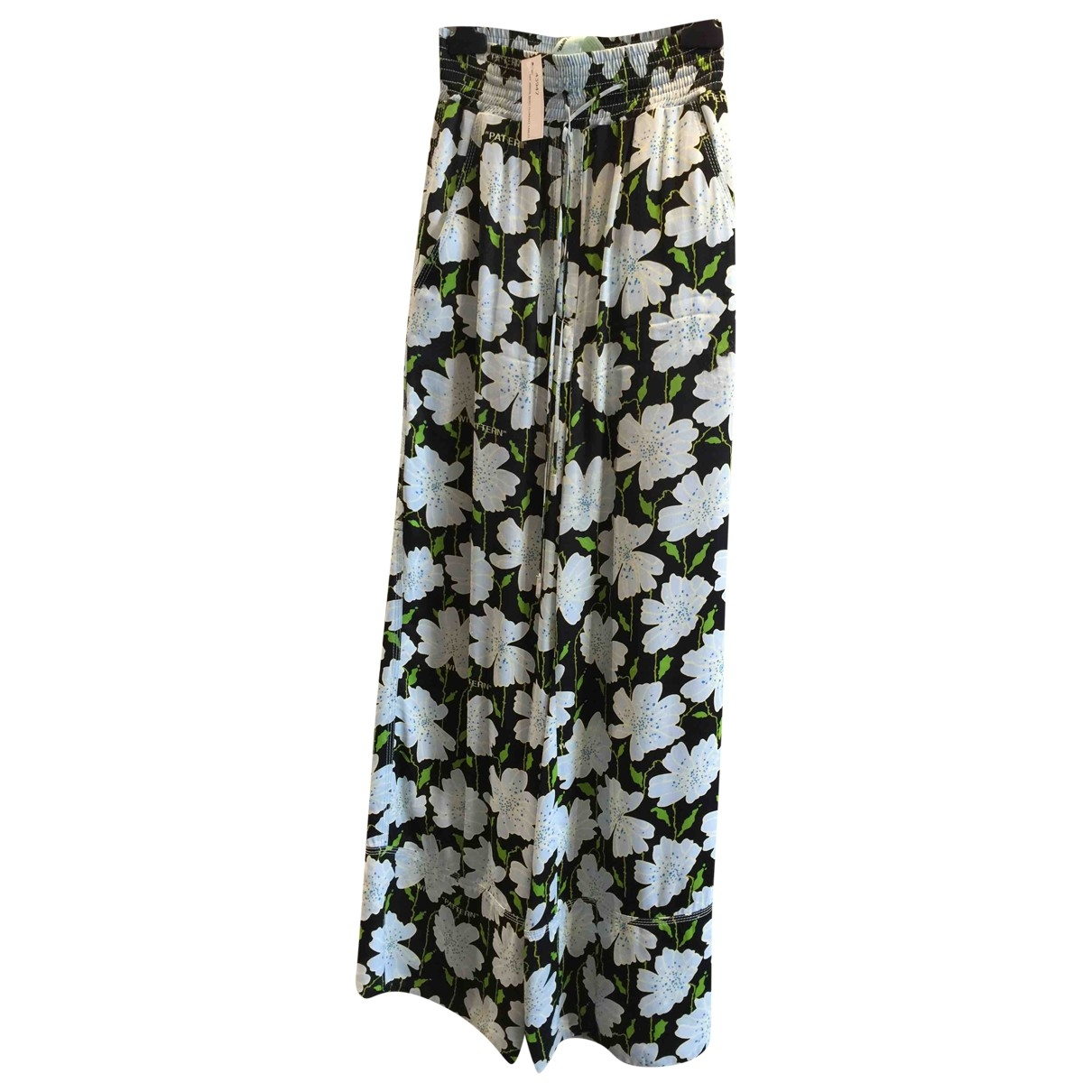 Off-white \N Trousers for Women 36 IT