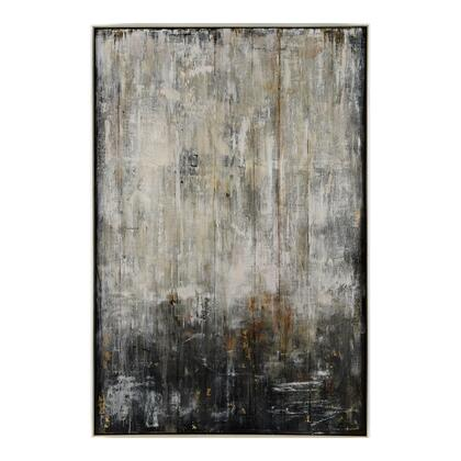 Descent Collection JQ-1020-37 Wall Decor with Polyethylene Canvas in Multicolor