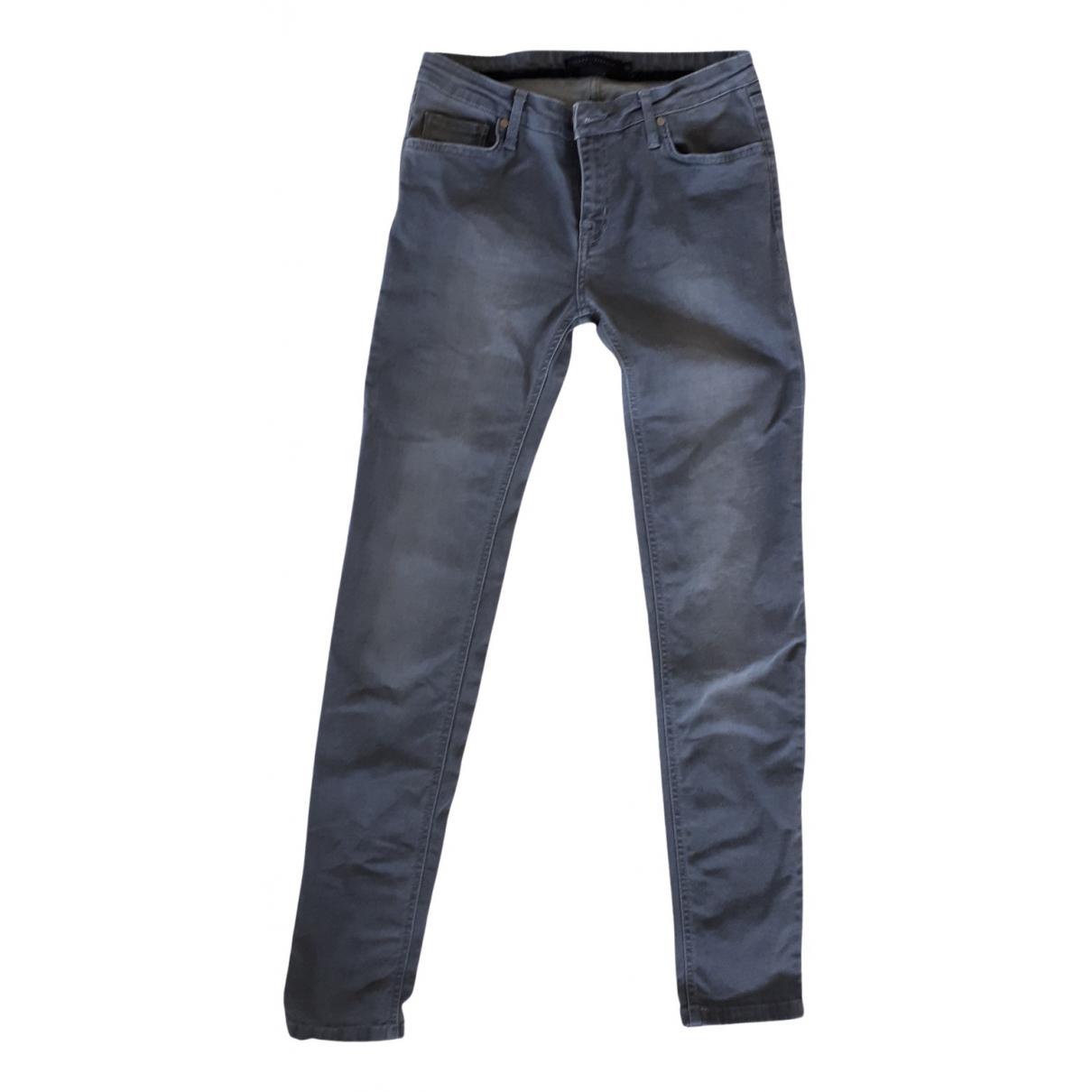 Victoria Beckham N Grey Denim - Jeans Jeans for Women 27 US