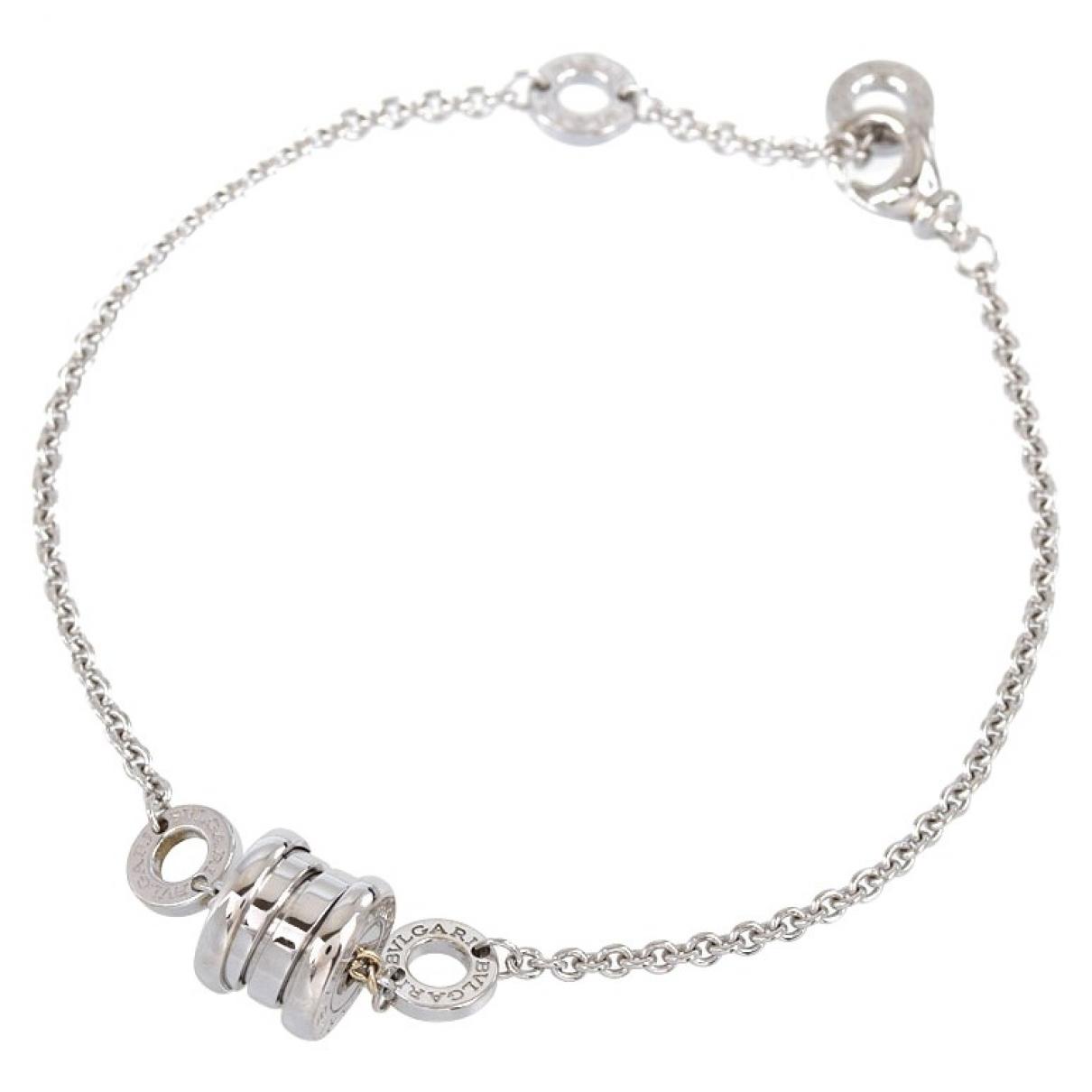 Bvlgari B.Zero1 Silver White gold bracelet for Women \N