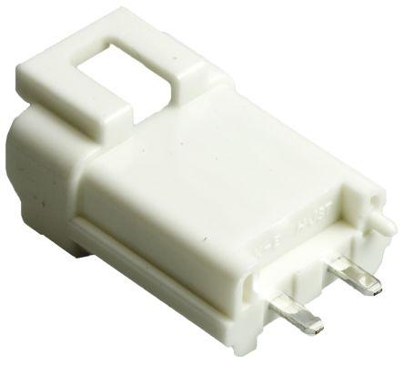 JST , WPJ, B02B, 2 Way, 1 Row, Straight PCB Header (10)