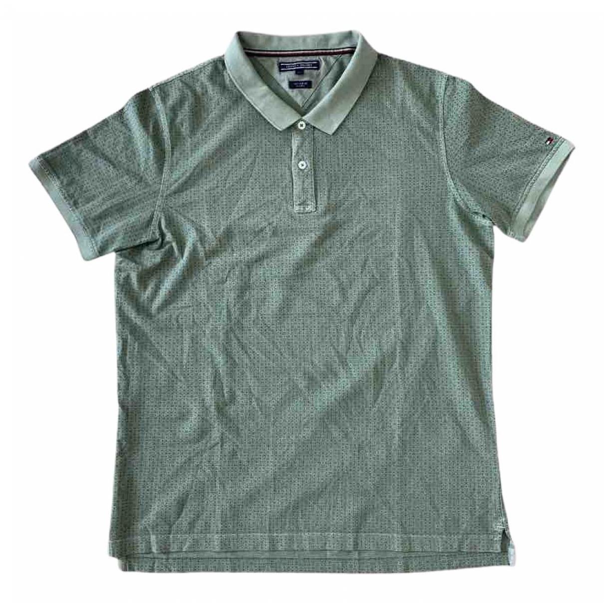 Tommy Hilfiger - Polos   pour homme en coton