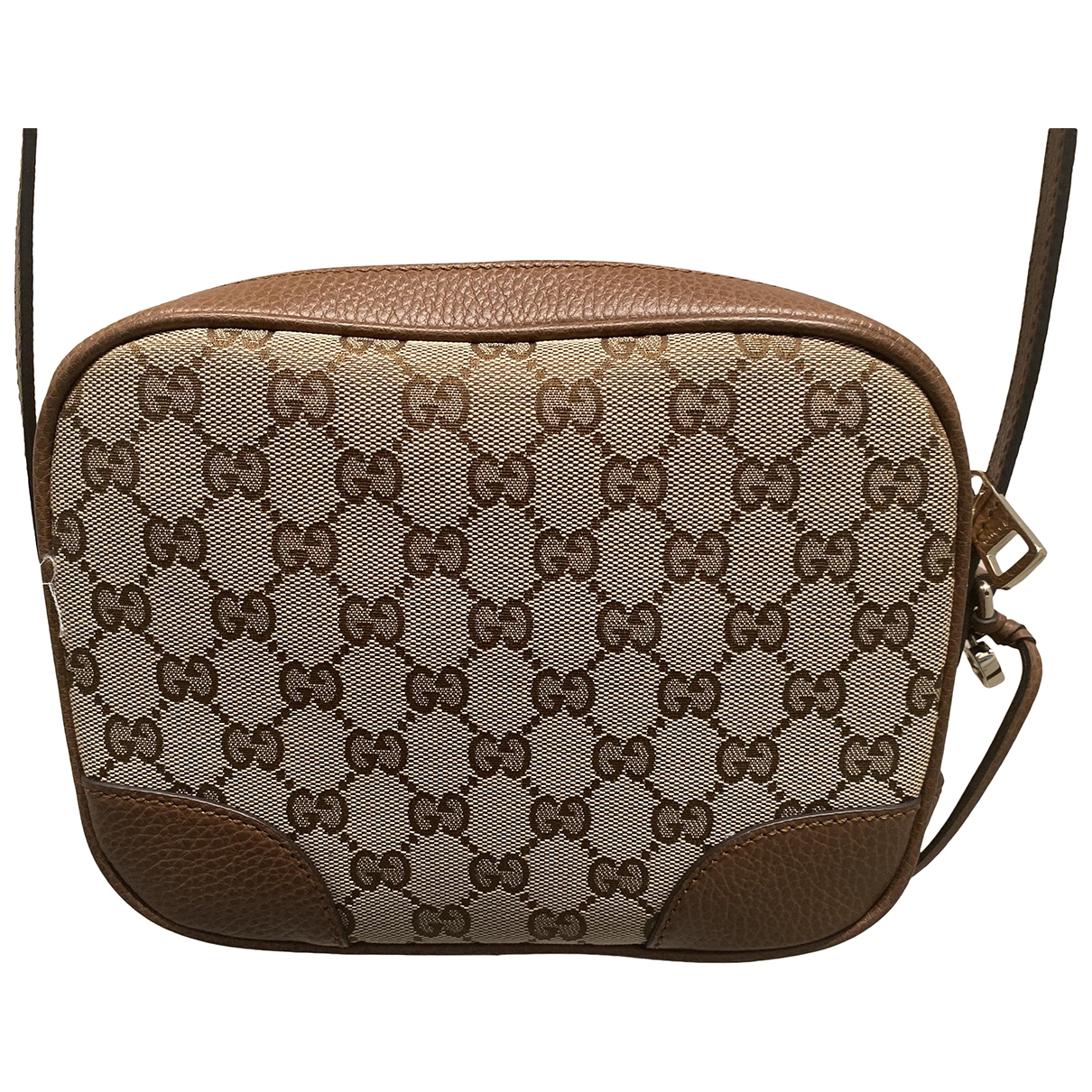 Gucci Bree Brown Cloth handbag for Women \N