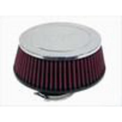 K&N Filter Universal Chrome Air Filter - RC-5048