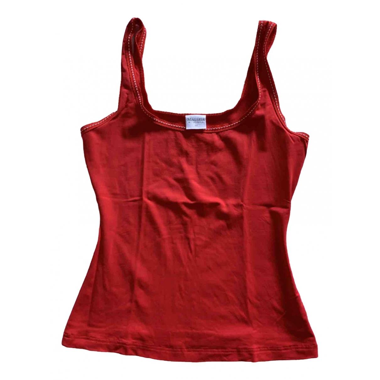 La Perla \N Red  top for Women 40 IT