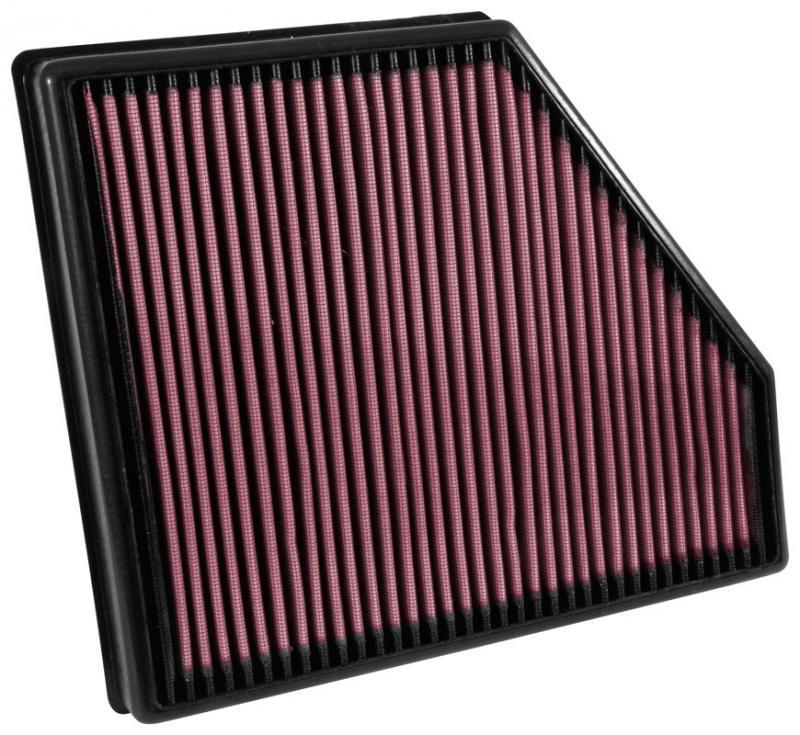 AIRAID Replacement Air Filter Chevrolet 6.2L V8