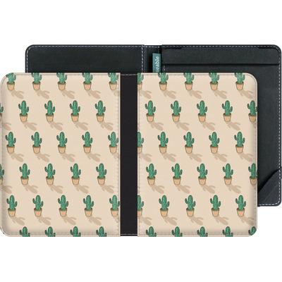 tolino vision 2 eBook Reader Huelle - Cactus Pot von caseable Designs