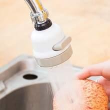 1 Stueck Einstellbarer Wasserhahnfilter