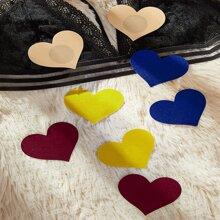 4pairs Heart Nipple Cover