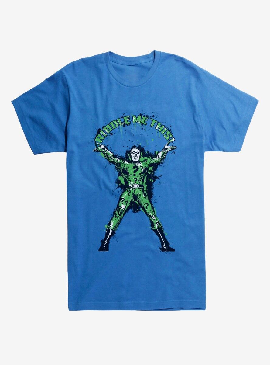 DC Comics Batman Riddle Me This T-Shirt