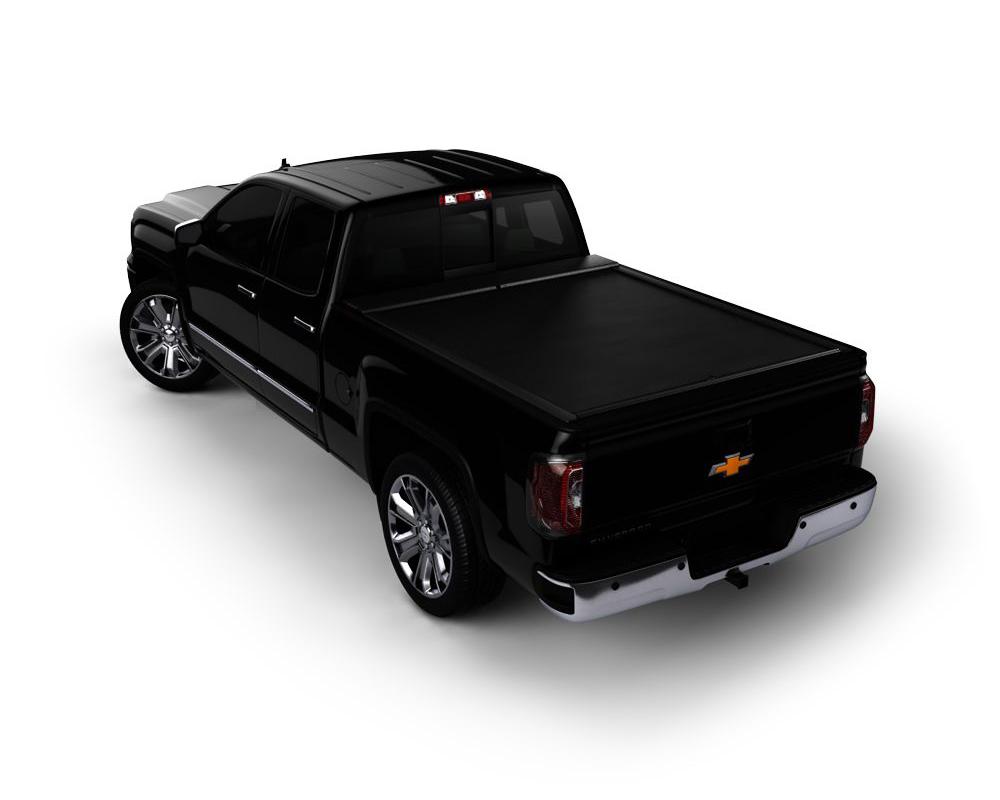 Roll-N-Lock LG222M 15-18 Chevy Silverado/Sierra 2500/3500 LB 96-3/8in M-Series Retractable Tonneau Cover