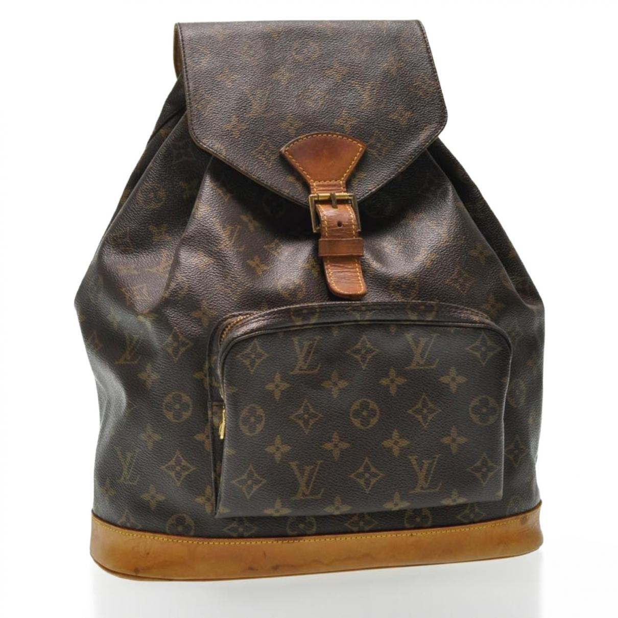 Louis Vuitton Berkeley White Cloth handbag for Women \N