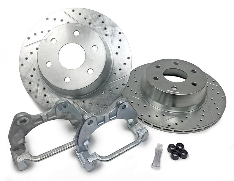 Baer Brakes Brake Rotor 14 Inch 07-15 GM SUV 1/2 Ton EradiSpeed1 Rotor Upgrade