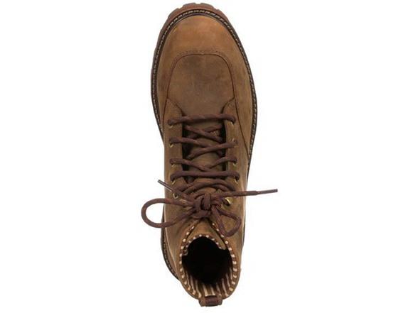 Muck Boot Foreman Waterproof Boots-brown (open Box)