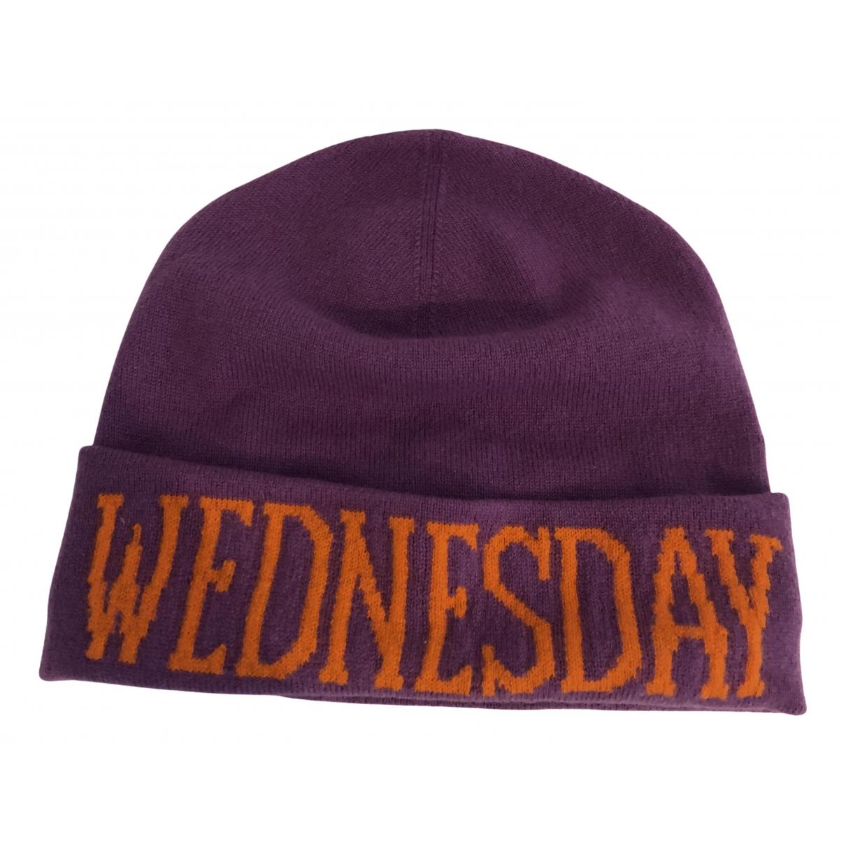 Alberta Ferretti N Purple Wool hat for Women 58 cm