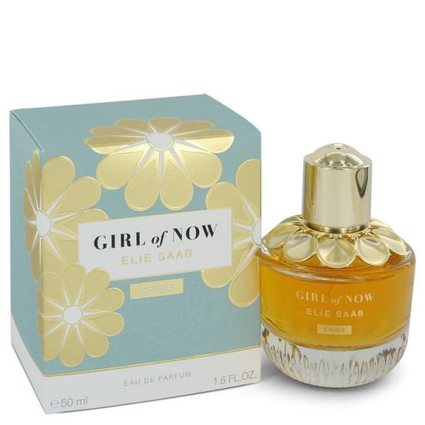 Elie Saab - Girl Of Now Shine : Eau de Parfum Spray 1.7 Oz / 50 ml