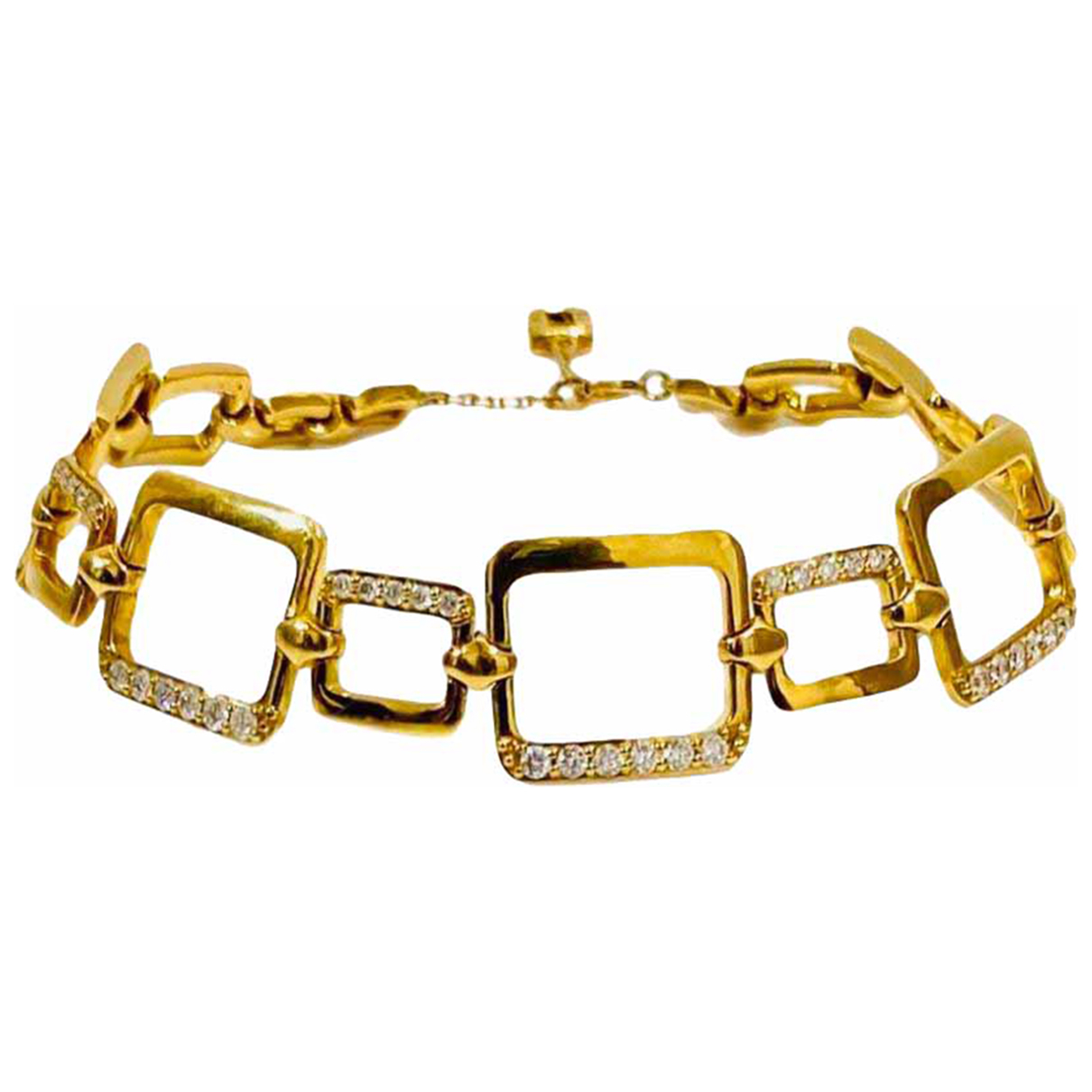Non Signé / Unsigned Chaînes Gold Yellow gold bracelet for Women \N