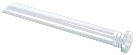 Mentor GmbH 1282.1301 MENTOR, Panel Mount LED Light Pipe, Clear Recessed Lens (5)