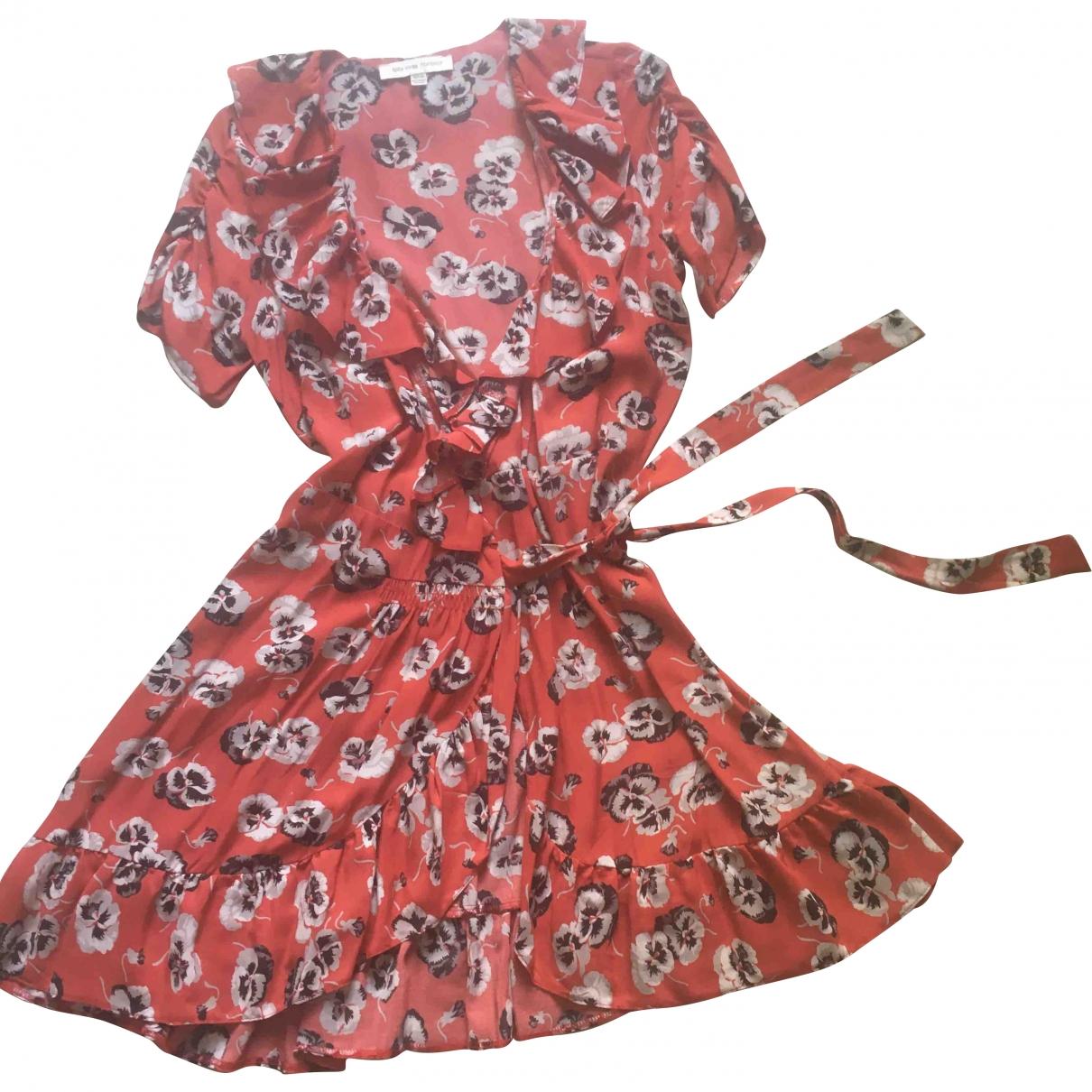 Topshop - Robe   pour femme - rouge