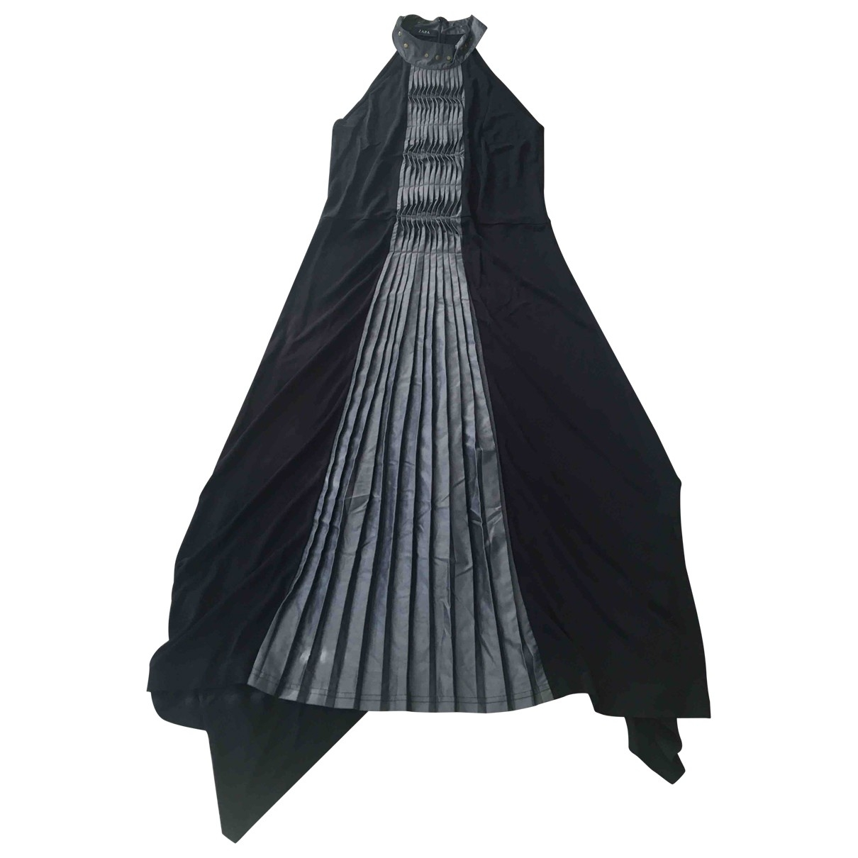 Zapa - Robe   pour femme - noir