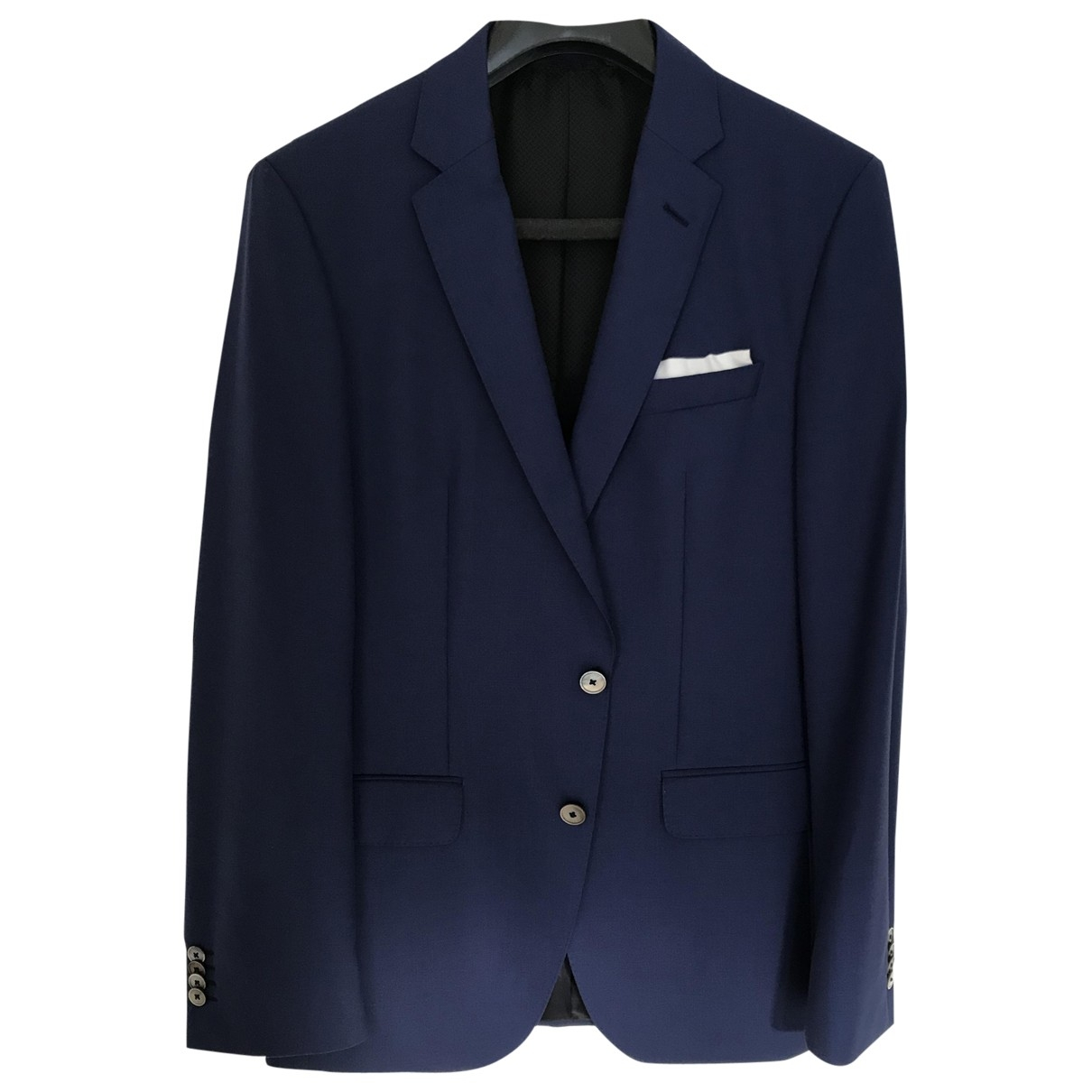 Boss - Costumes   pour homme - bleu