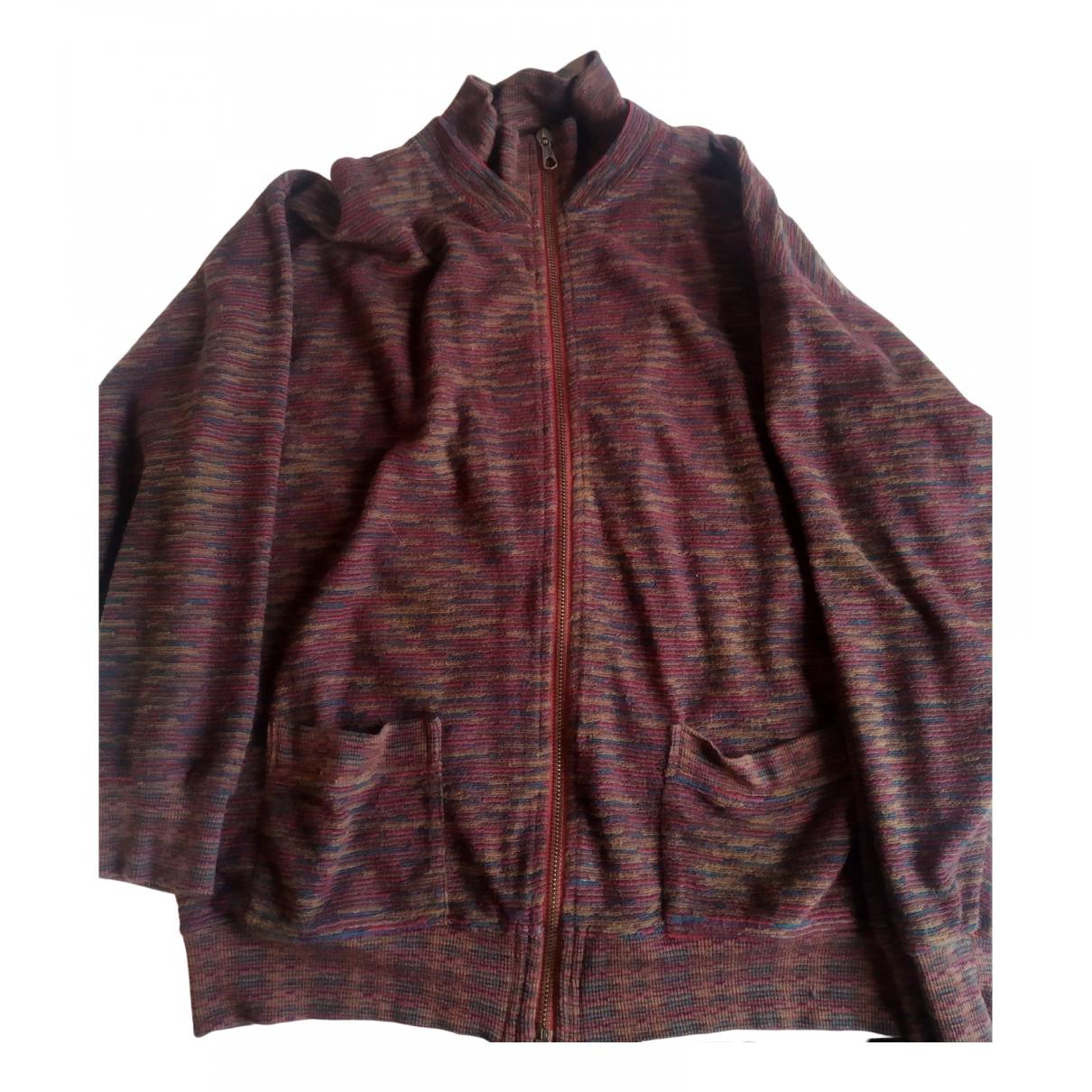 Missoni - Vestes.Blousons   pour homme en laine - multicolore