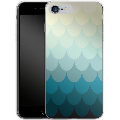 Apple iPhone 6s Plus Silikon Handyhuelle - Scales von caseable Designs