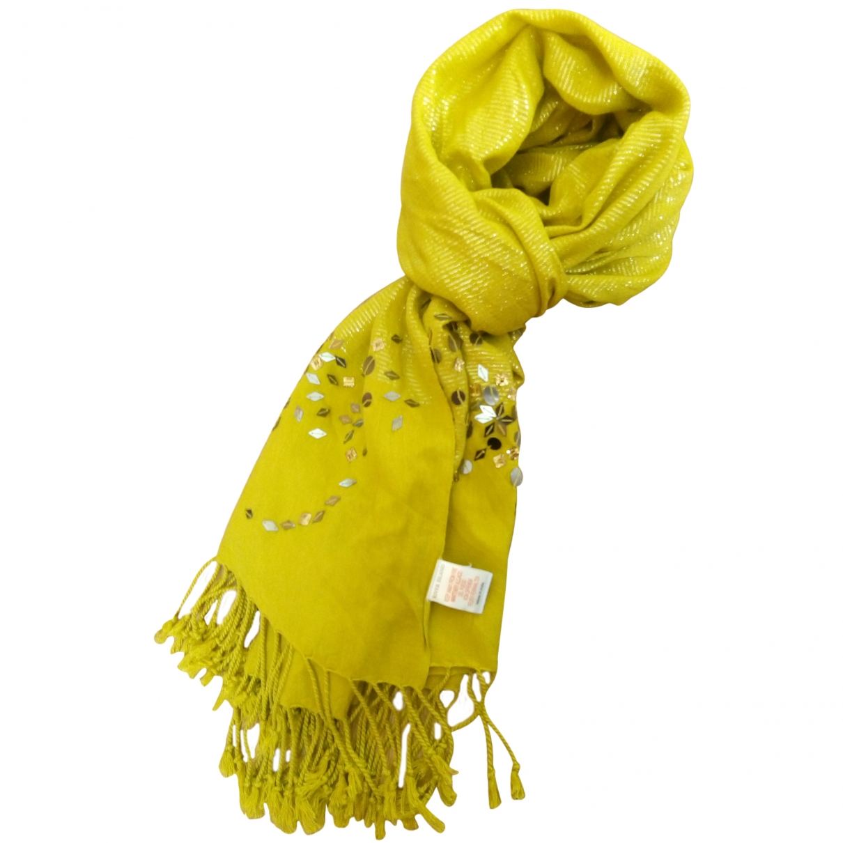 River Island \N Metallic scarf for Women \N