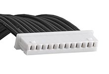 Molex 15134 Series Number Wire to Board Cable Assembly 1 Row, 12 Way 1 Row 12 Way, 100mm (50)
