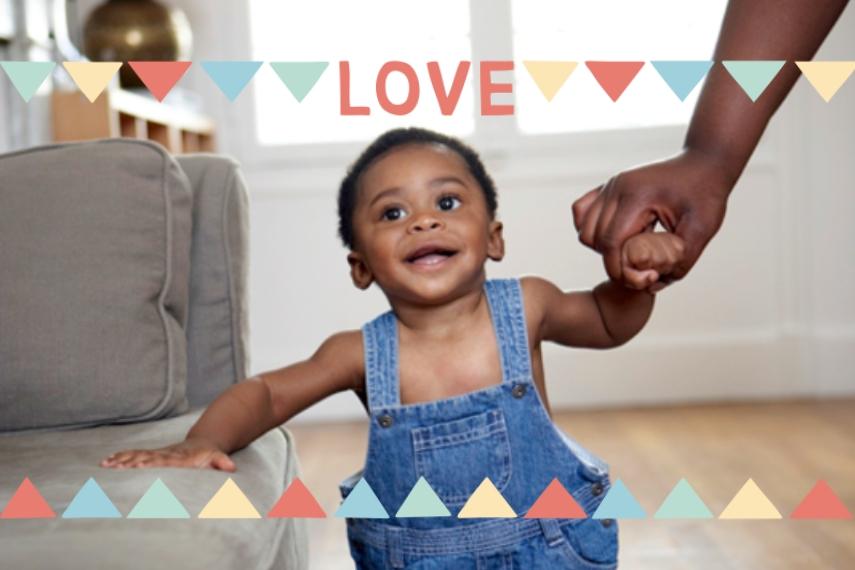 Love 20x30 Poster, Home Décor -Love Pennants