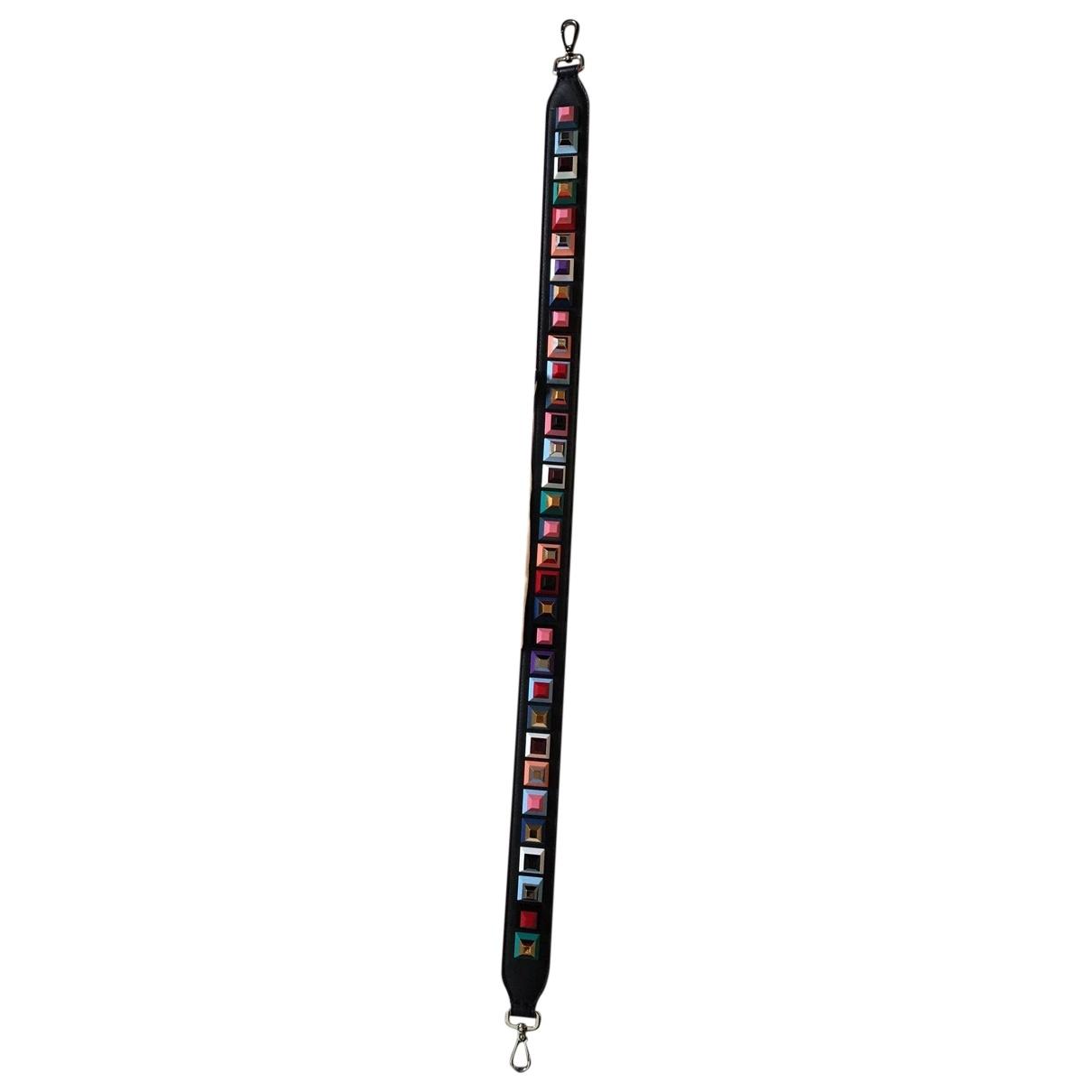 Fendi - Petite maroquinerie   pour femme en cuir - multicolore