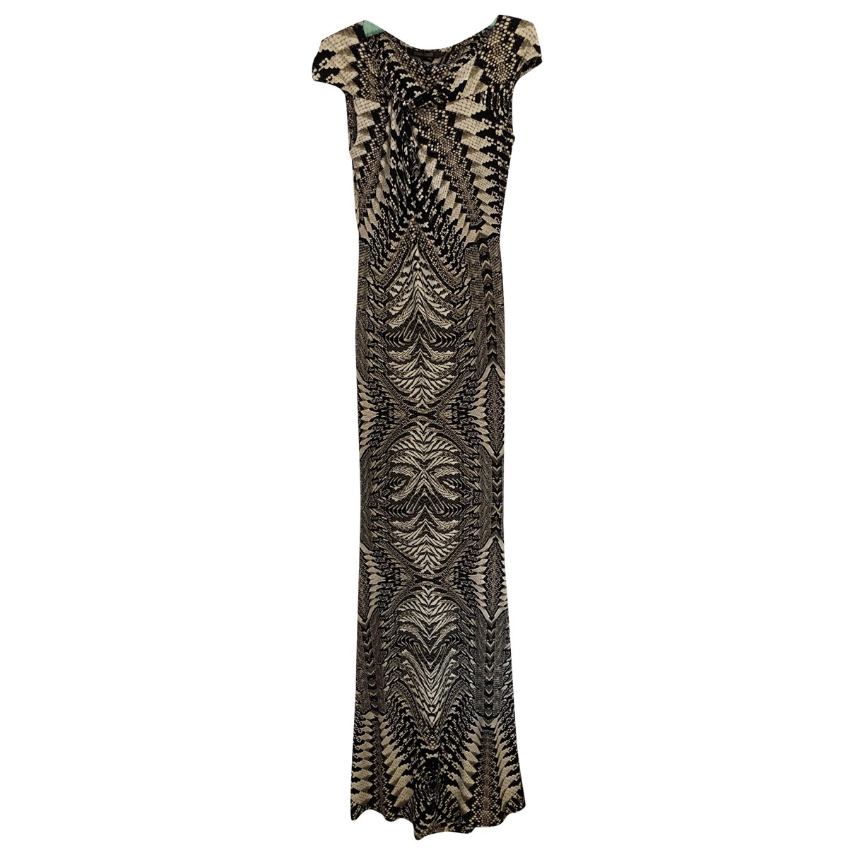 Roberto Cavalli \N Multicolour dress for Women 44 IT