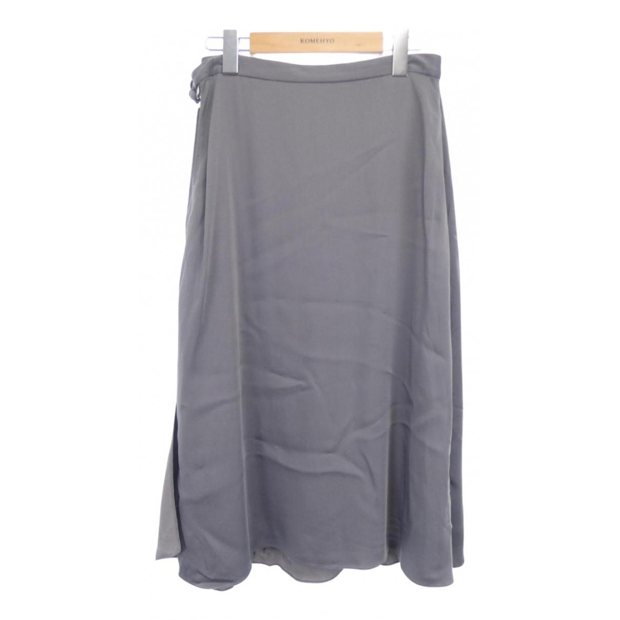 Balenciaga N Grey skirt for Women 34 FR