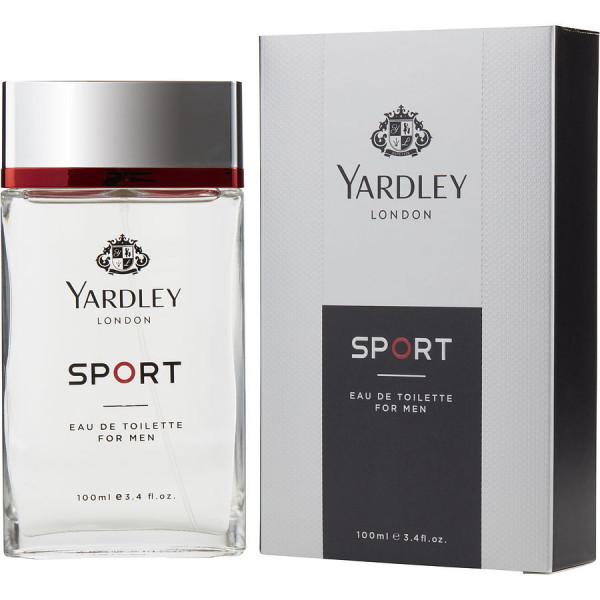 Sport - Yardley London Eau de toilette en espray 100 ML