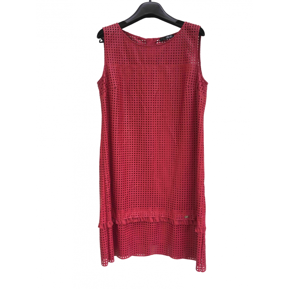 Liu.jo - Robe   pour femme - rouge
