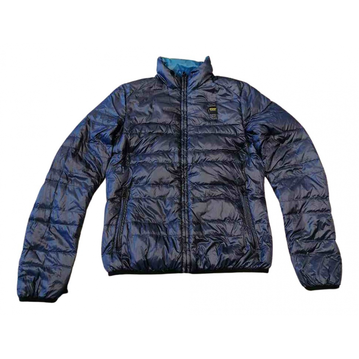 Blauer - Blousons.Manteaux   pour enfant - bleu