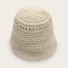 Braided Design Hat