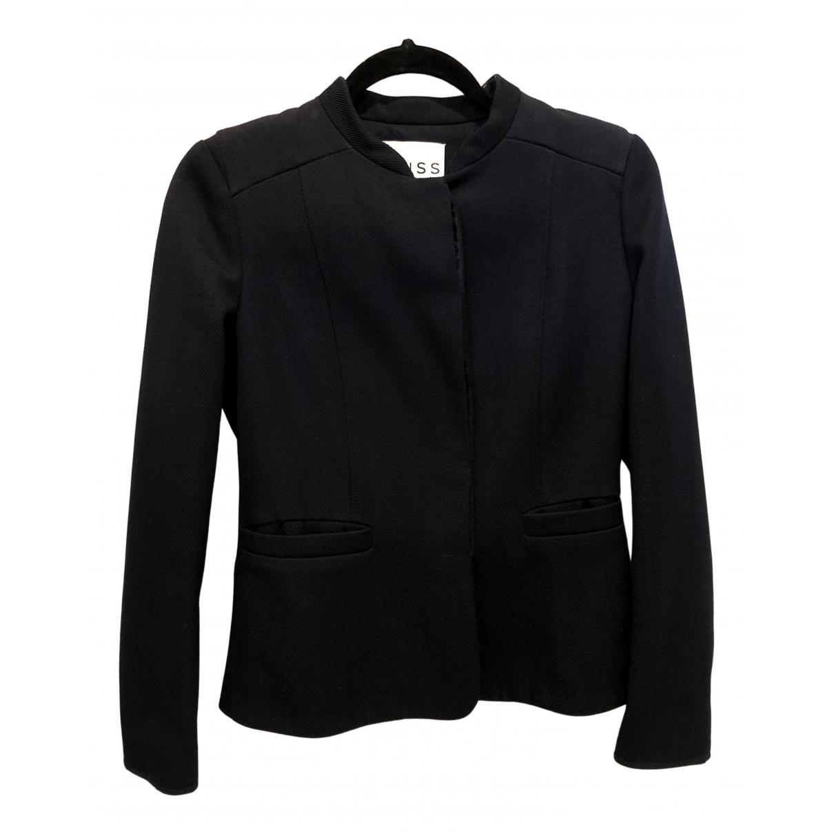 Reiss \N Navy Cotton jacket for Women XS International