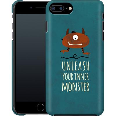 Apple iPhone 7 Plus Smartphone Huelle - Unleash Your Inner Monster von Statements