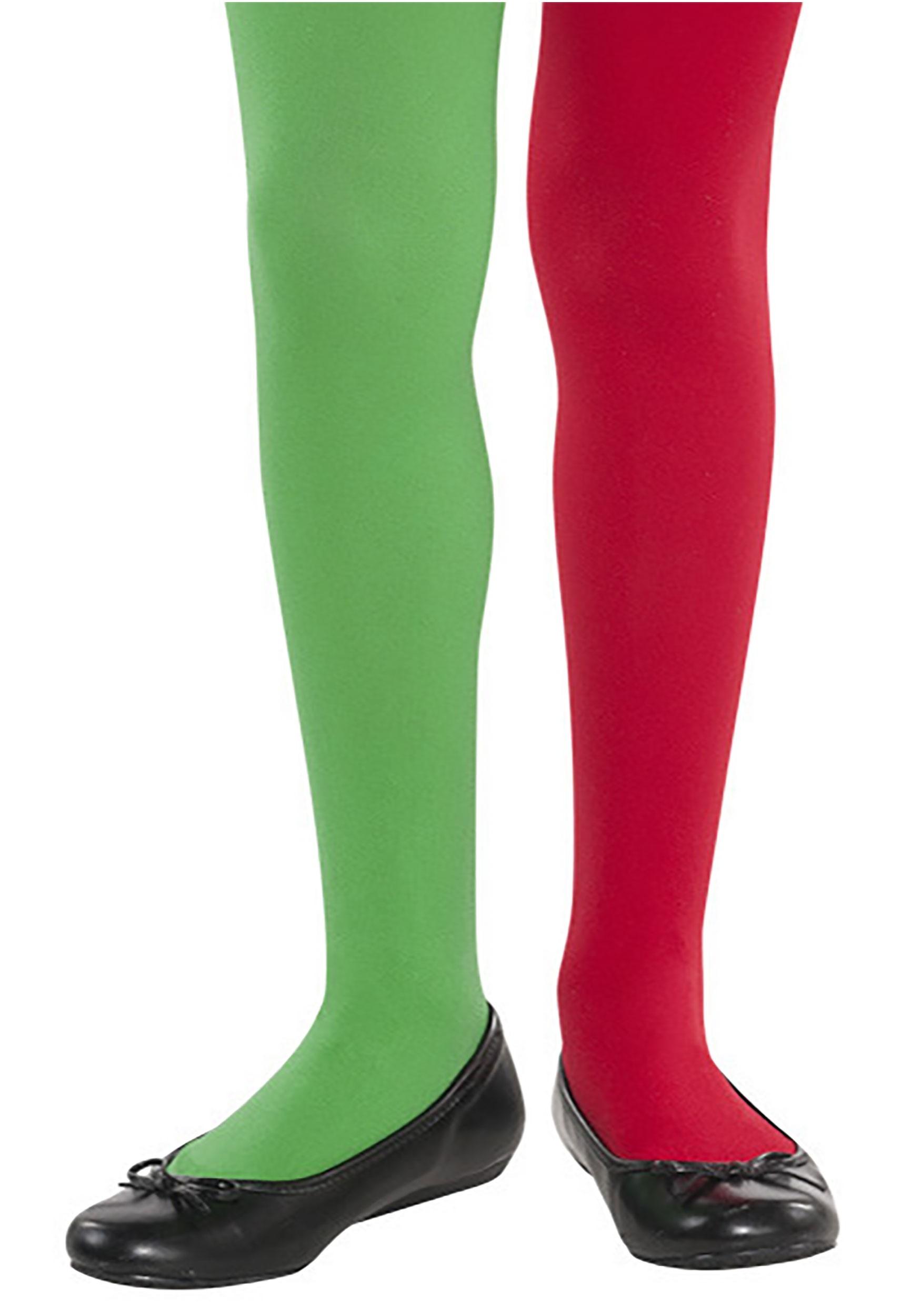 Children's Elf Tights