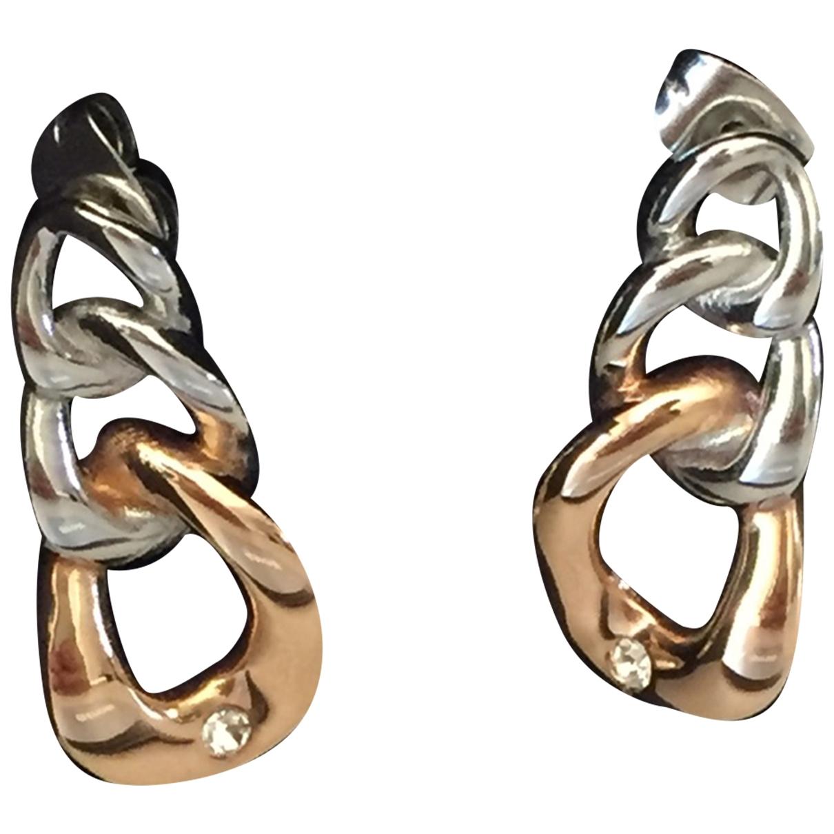 Stroili - Boucles doreilles   pour femme en acier