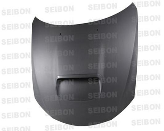 Seibon HD0809SBIMP-OE-DRY OEM Style Dry Carbon Hood Subaru STI 08-11