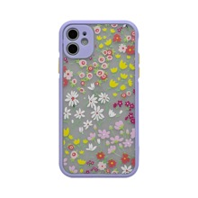Ditsy Floral Contrast Frame iPhone Case