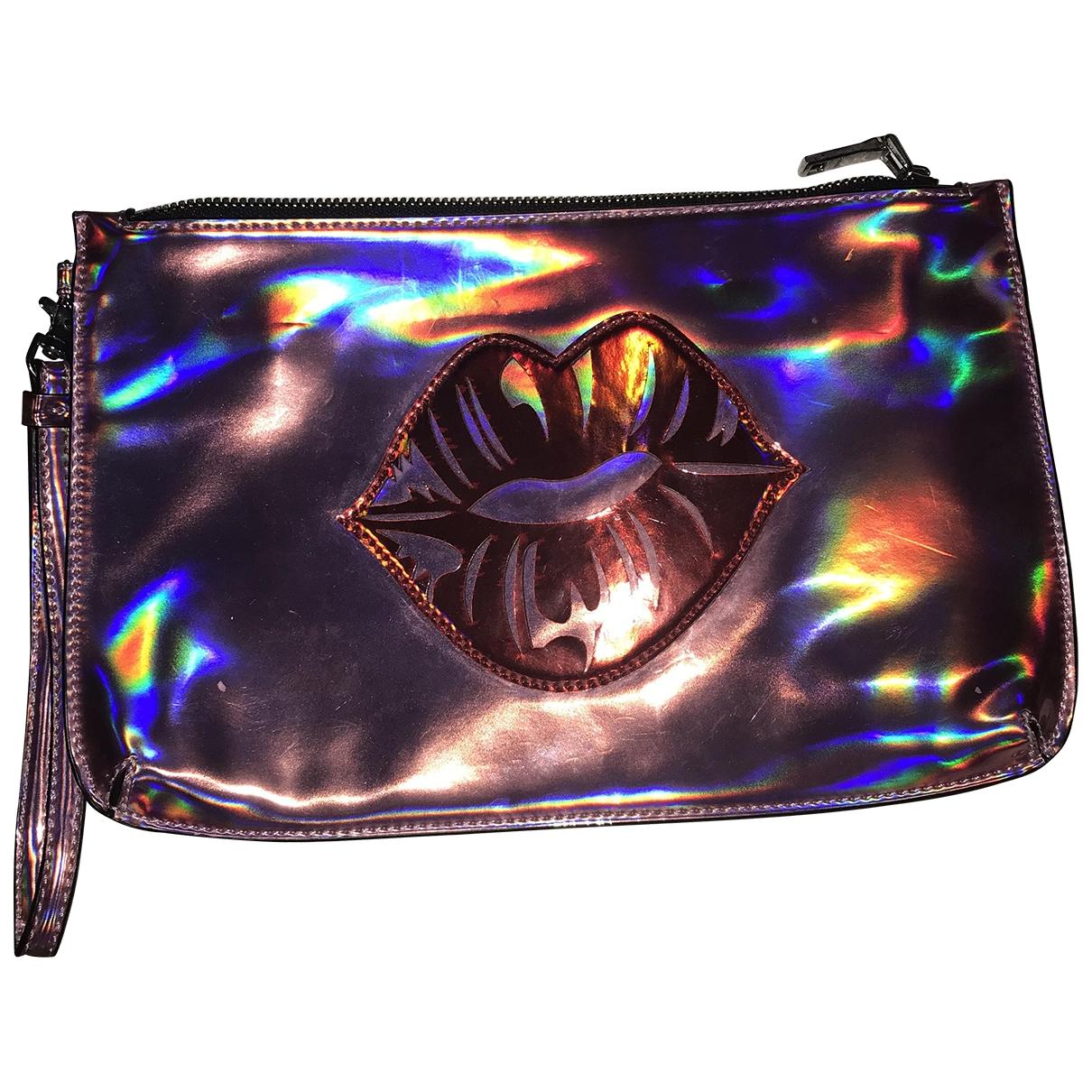 Pinko \N Pink Clutch bag for Women \N